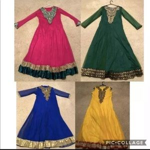 Pakistani Indian Clothes Outfit